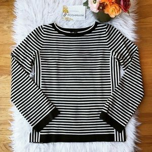 Ann Taylor Stripped Sweater✨Like New